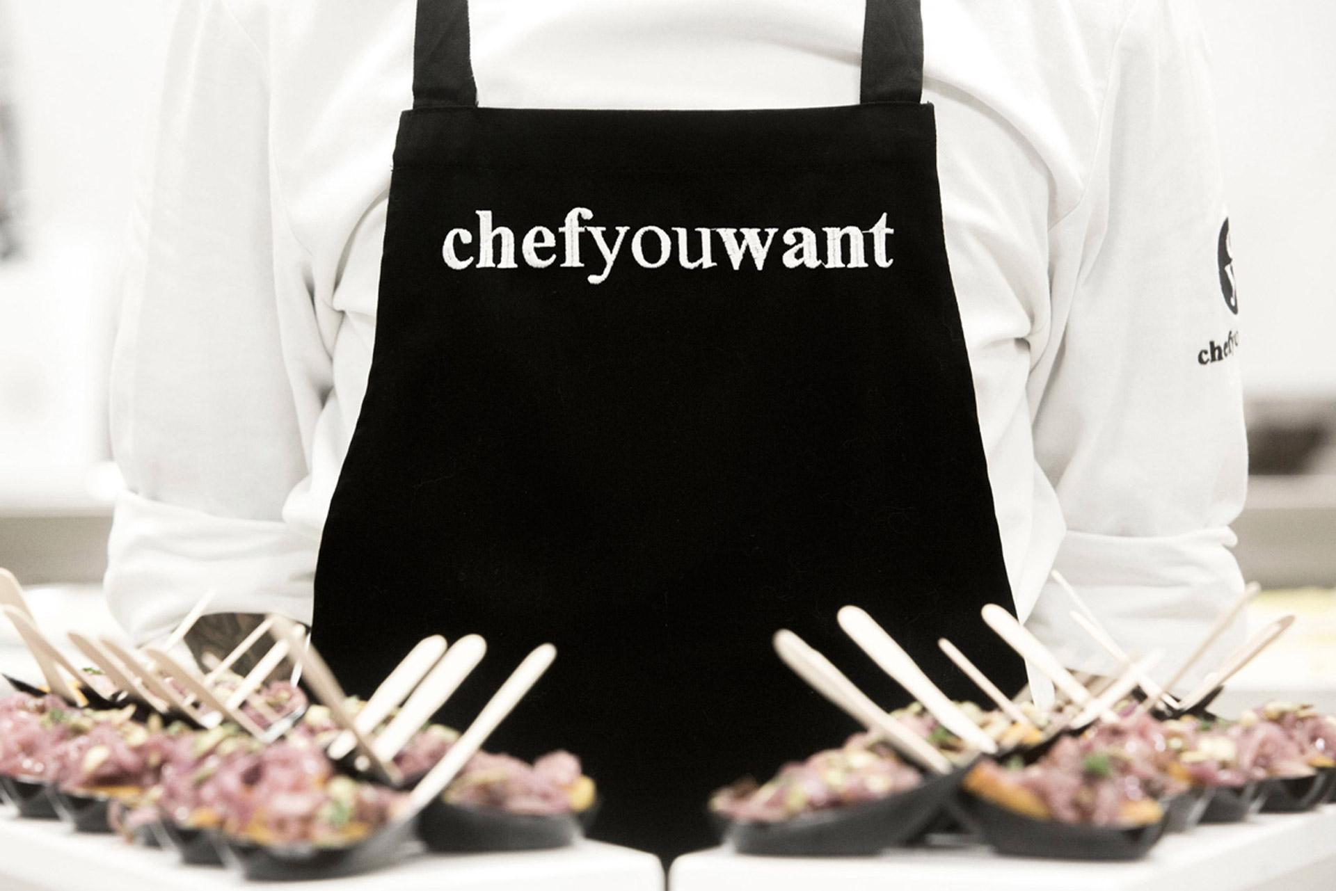 Apri la porta di casa al tuo personal chef chefyouwant for Progetta il tuo layout di casa